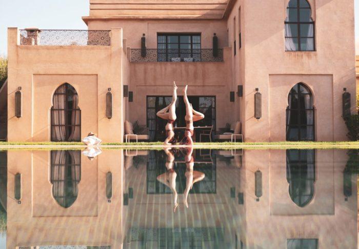 Yoga Healthy Tajine | Séjour Marrakech Mars 2020