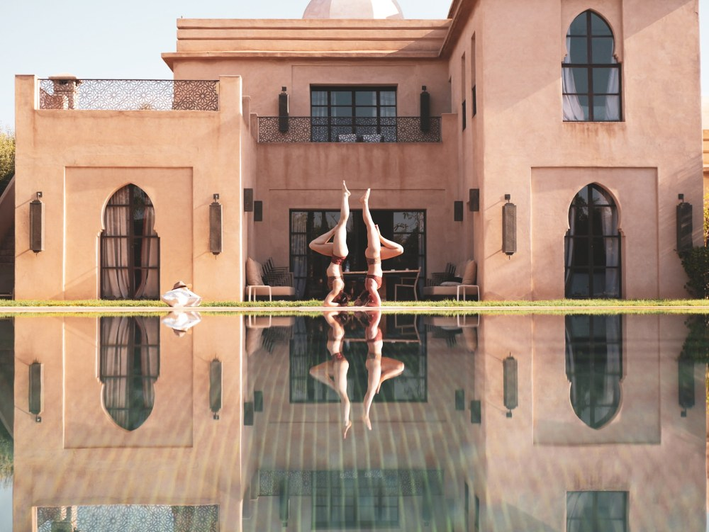 YOGA-HEALTHY-TAJINE-Marrakech