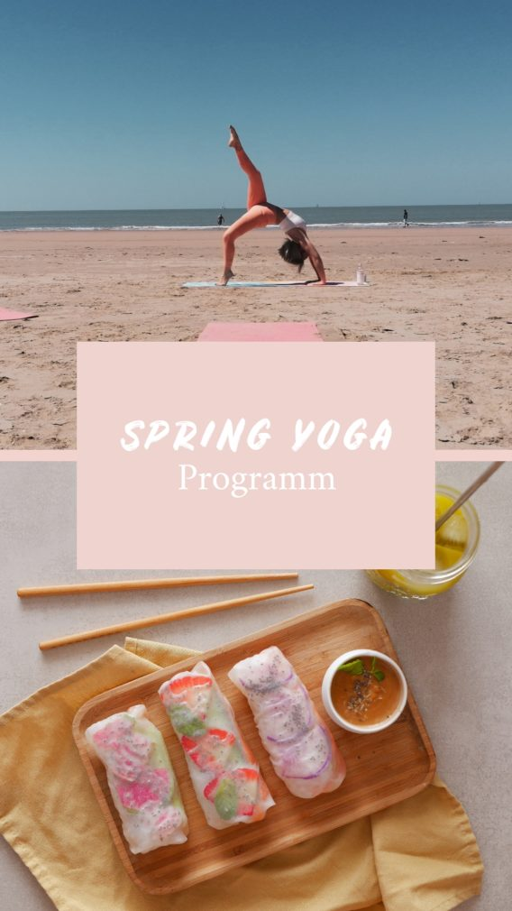 Spring Yoga Program